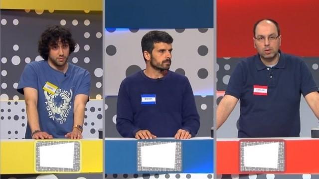 André de Ourense, Moisés de Vedra e Carlos de Lugo - 16/05/2019 16:00