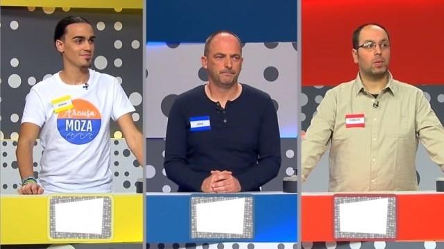 Borja de Vilagarcía, Jose de Ribeira e Carlos de Lugo - 29/05/2019 16:00