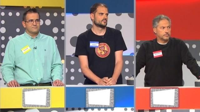 Carlos de Vilanova, Ramón de Vilalba e Antonio de Lugo - 30/09/2019 16:00