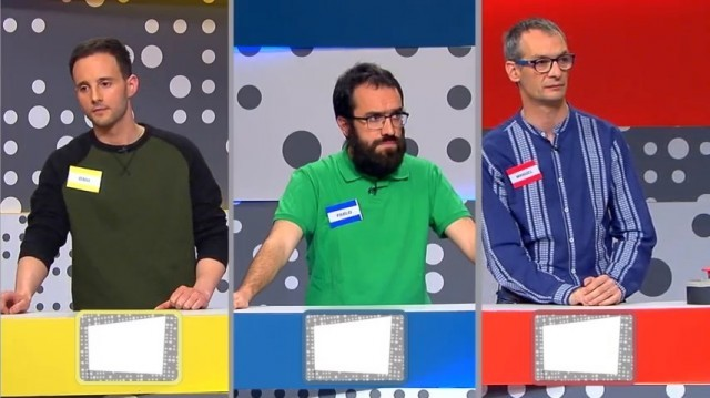 Dani de Zas, Pablo de Vigo e Manuel de Vigo - 10/04/2019 16:00