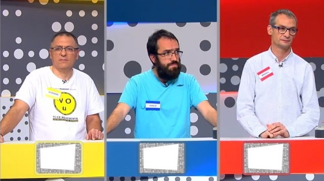 Esteban de Ourense, Pablo de Vigo e Manuel de Vigo - 12/04/2019 16:00
