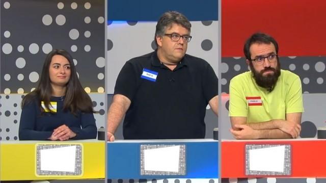 Esther de Vigo, Rafa de Ferrol e Pablo de Vigo - 18/04/2019 16:00