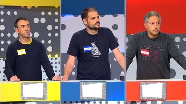 Félix da Coruña, Ramón de Vilalba e Antonio de Lugo - 27/09/2019 16:00