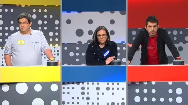 Fran de Cambados, Rocío de Noia e Antonio de Vigo - 29/01/2020 16:00