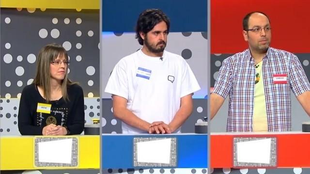 Irene de Ordes, Abelardo de Santiago e Carlos de Lugo - 27/05/2019 16:00