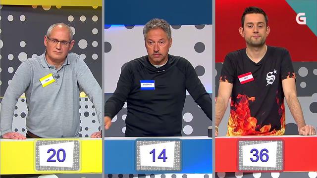 Javi de Santiago, Antonio de Lugo e Pino de Riveira - 16/09/2019 16:00