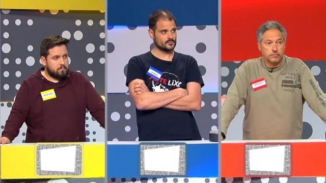 Jose Luís da Gudiña, Ramón de Vilalba e Antonio de Lugo - 26/09/2019 16:00