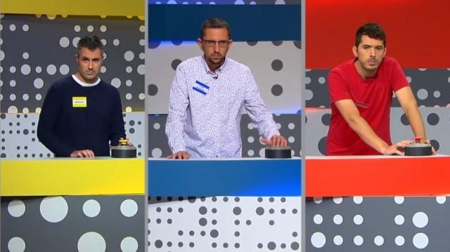 Marcos de Santiago, Jose Manuel de Bergondo e Antonio de Vigo - 03/12/2019 16:00