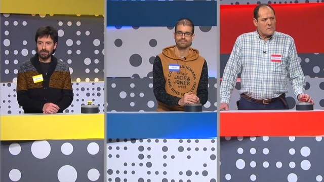 Martín do Morrazo, Diego de Ourense e Fernando de Cambre - 07/02/2020 16:00