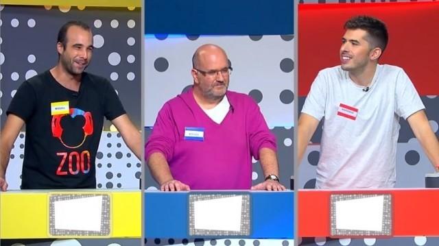 Miguel do Carballiño, Daniel de Santiago e Antonio de Vigo - 08/01/2020 16:00