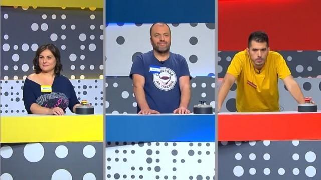 Mónica de Muros, Pablo de Arteixo e Antonio de Lugo - 14/01/2020 15:45