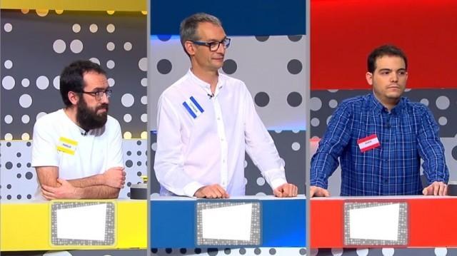 Pablo e Manuel, de Vigo, e Iván do Carballiño - 09/04/2019 16:00