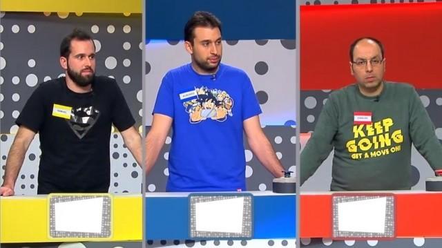 Samuel de Betanzos, Alberto da Coruña e Carlos de Lugo - 21/05/2019 16:00