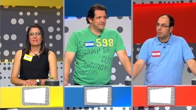 Vanesa de Boborás, Tonecho de Culleredo e Carlos de Lugo - 24/06/2019 16:00
