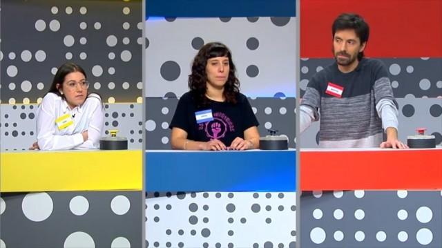 Yani de Esteiro, Patri de Ponteareas e Martín do Morrazo - 18/02/2020 16:00