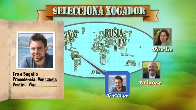 Fran, Grigore e Perla - 07/06/2014 17:00