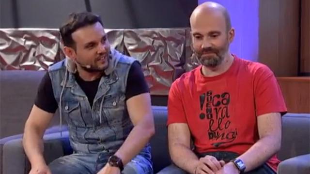 Con Dani Moreiras e Iván Capón (Páramo Pictures) - 29/05/2017 23:30