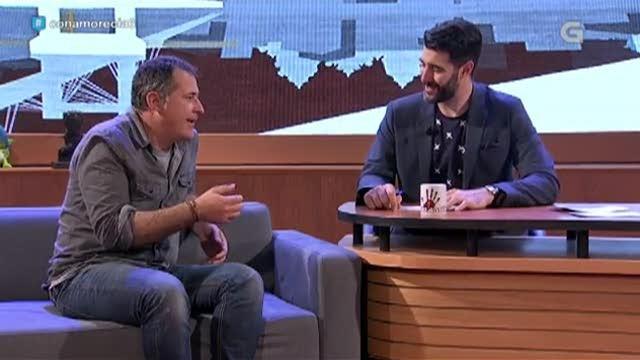Con Luís Davila - 08/05/2017 23:30