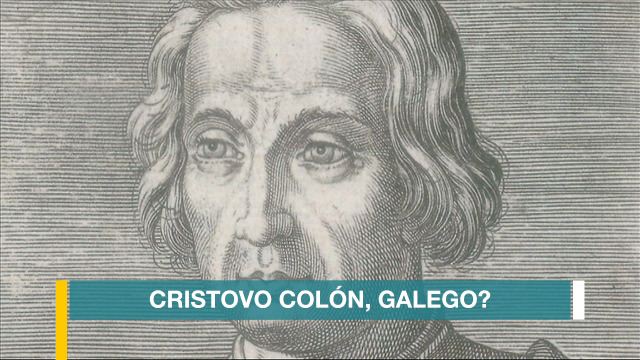 Cristovo Colón, galego? - 23/11/2019 15:45