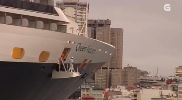 Galicia aposta polo turismo de cruceiros - 04/10/2014 15:15