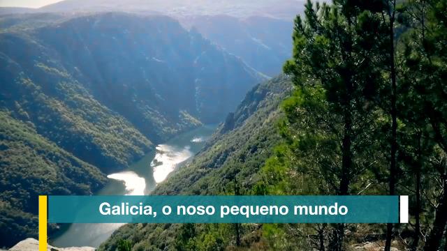 Galicia, o noso pequeno mundo - 28/11/2020 15:15