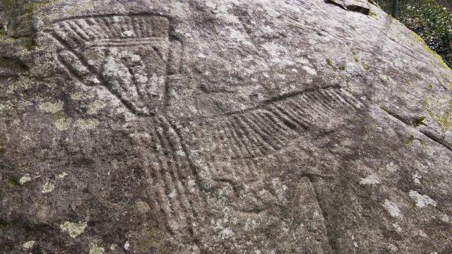 Galicia, potencia mundial na arte rupestre - 22/02/2020 15:15