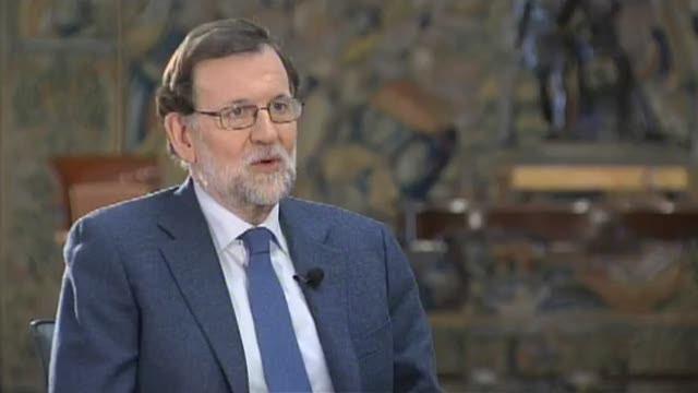 Mariano Rajoy lembra para a TVG os 35 anos da Xunta de Galicia - 28/01/2017 15:00