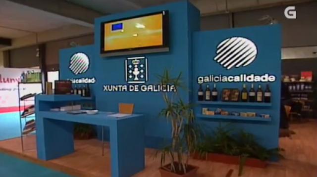 """O selo """"Galicia Calidade"""" - 13/12/2014 15:15"""