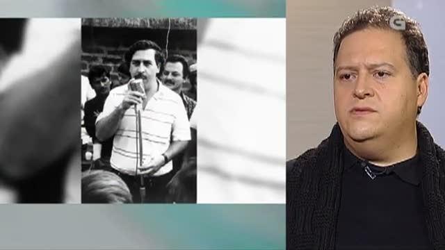 Pablo Escobar, a través do seu fillo - 31/03/2018 15:15