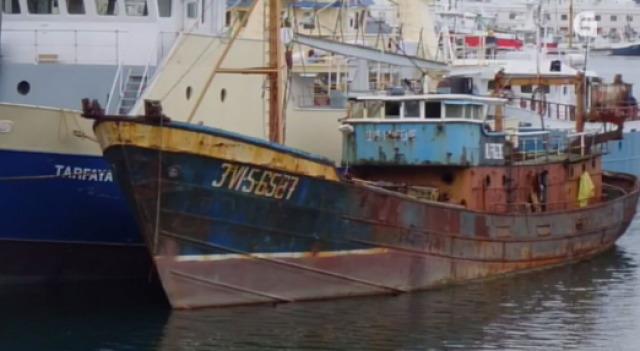 Un barco polémico - 28/02/2015 15:15