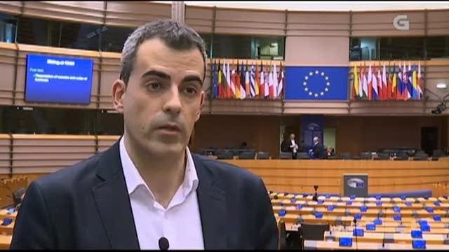 Un galego no Parlamento europeo - 10/06/2017 00:00