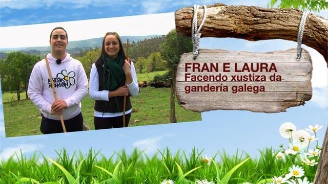 O cociñeiro Javier, a labrega Carmen e os estudantes Laura e Fran - 06/02/2013 00:00