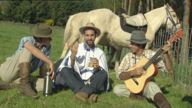 Cap. 122: Cos gauchos mestres de cabalos - 19/11/2011 22:00
