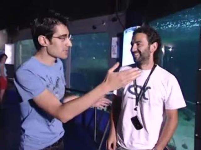 Cap. 23: Acuario do Grove - 22/10/2007 21:40
