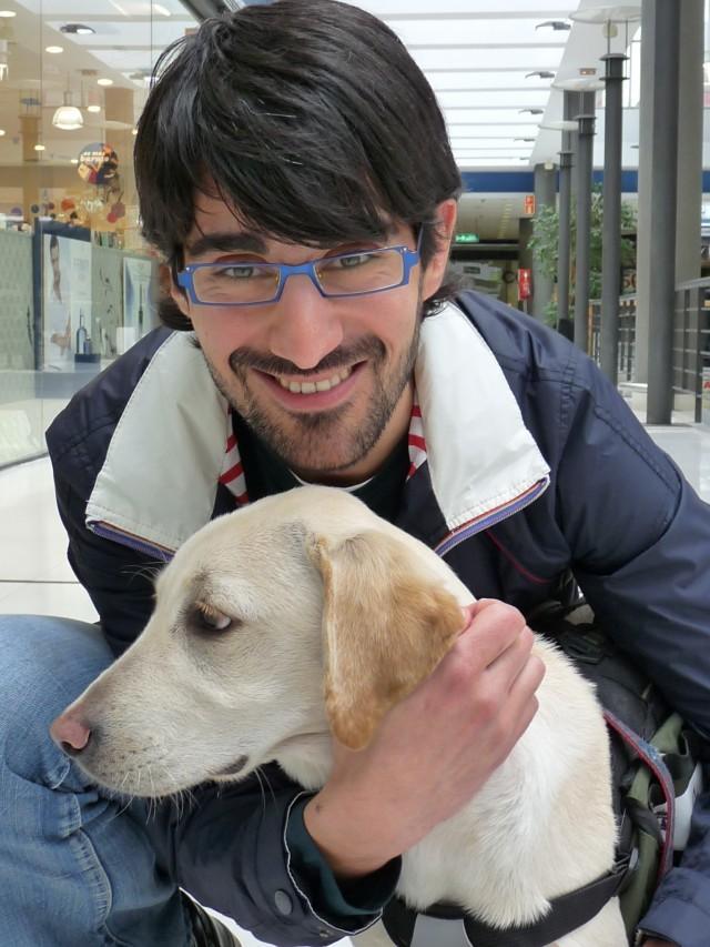 Cap. 93: Adestramento dun can de asistencia - 24/10/2010 22:01