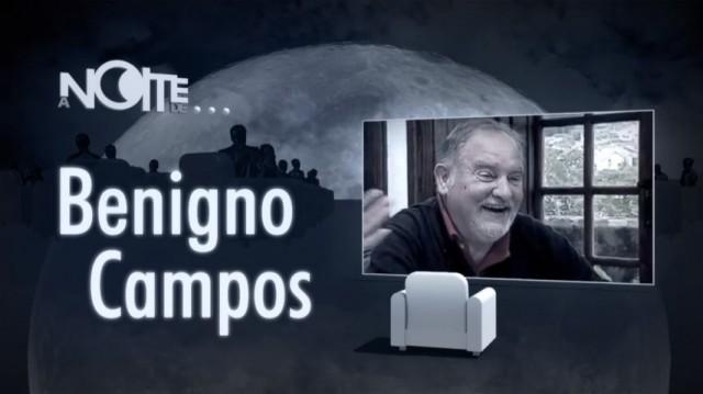 A noite de... Benigno Campos - 25/06/2019 22:45