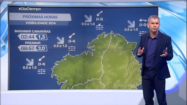 Amaina o vento do nordés - 08/09/2020 21:30