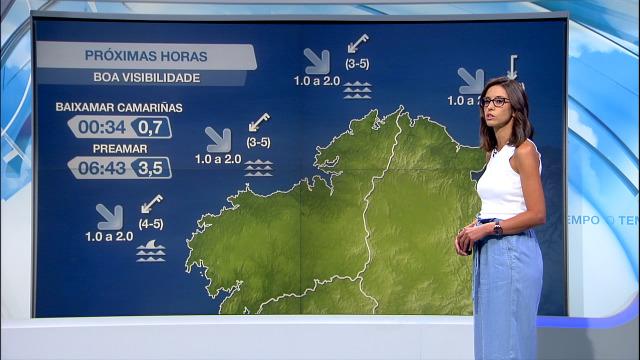 Aumenta a forza do vento do nordés no litoral - 04/09/2020 21:30