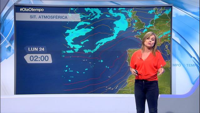 Aviso por ondas de ata 5 metros na costa da Coruña - 20/08/2020 21:30