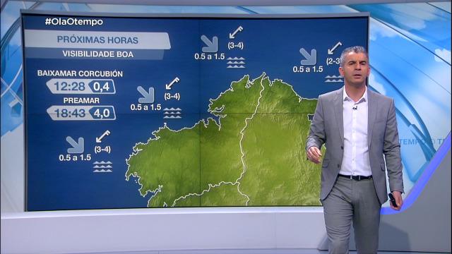 Os ventos do norte gañan consistencia - 29/04/2021 08:00