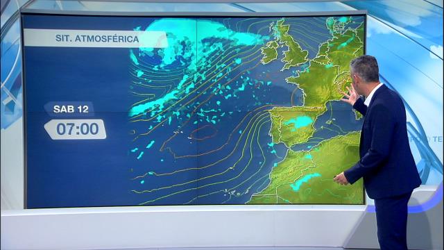 Vento do nordés e boa visibilidade en todo o litoral - 09/06/2021 08:00