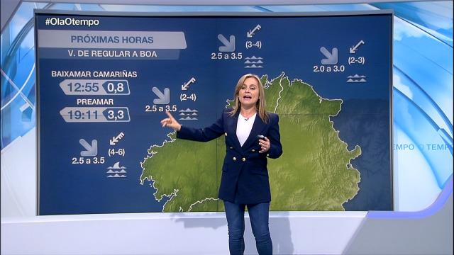 Vento do nordés moderado na costa - 19/11/2020 07:00