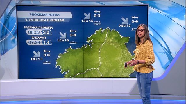 Vento frouxo e visibilidade reducida - 21/04/2021 20:00