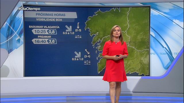 Vento moderado pola tarde nas Rías Baixas - 01/09/2020 08:00