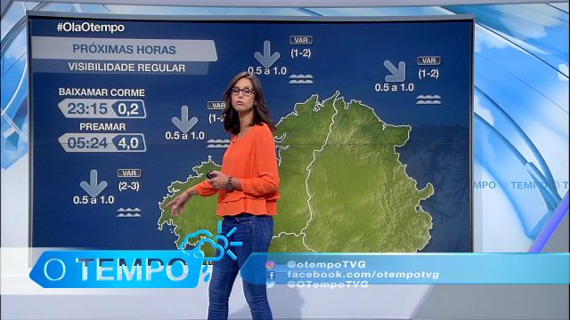Vento suave e con dirección variable nas costas galegas - 17/09/2020 17:25