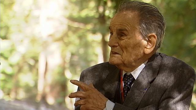 Fernando Molina, unha vida entre árbores (1918-2020) - 19/12/2020 13:50
