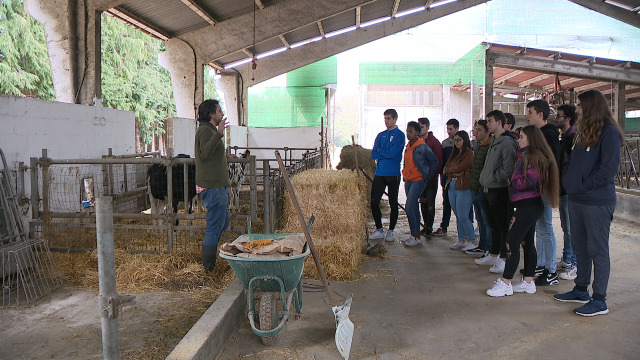 Formación Agraria de Medio Rural - 01/09/2019 14:00
