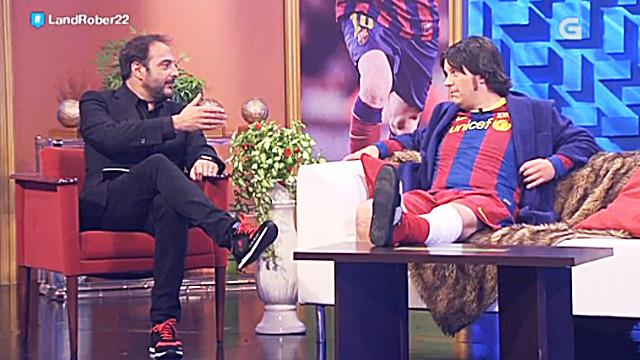 A verdade sobre a lesión de Leo Messi - 07/10/2015 22:00