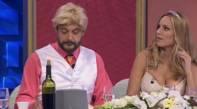 A voda de Edurne con Roberto Vilar - 30/09/2015 22:00