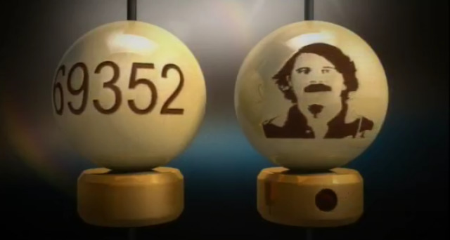 Anuncio da lotería de João Simões - 11/11/2015 22:00